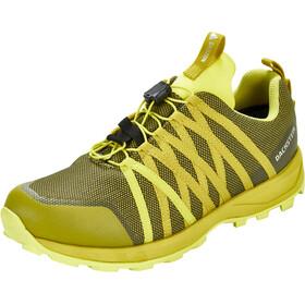 Dachstein Delta Pace GTX Shoes Herren mud green/sulphur